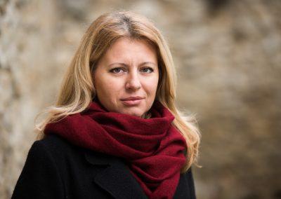 Zuzana Čaputová si dnes prevezme prestížnu Goldmanovu cenu