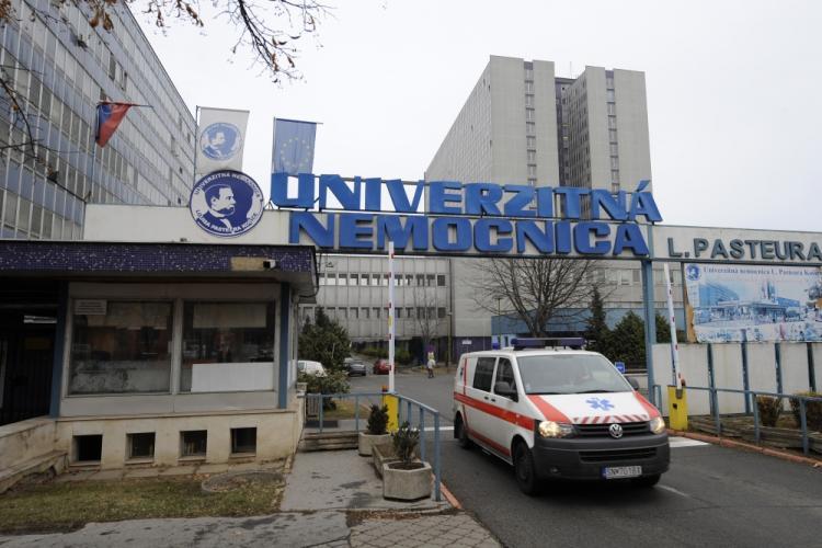 V kauze nákupov ultrazvukov v košickej nemocnici bolo začaté trestné stíhanie
