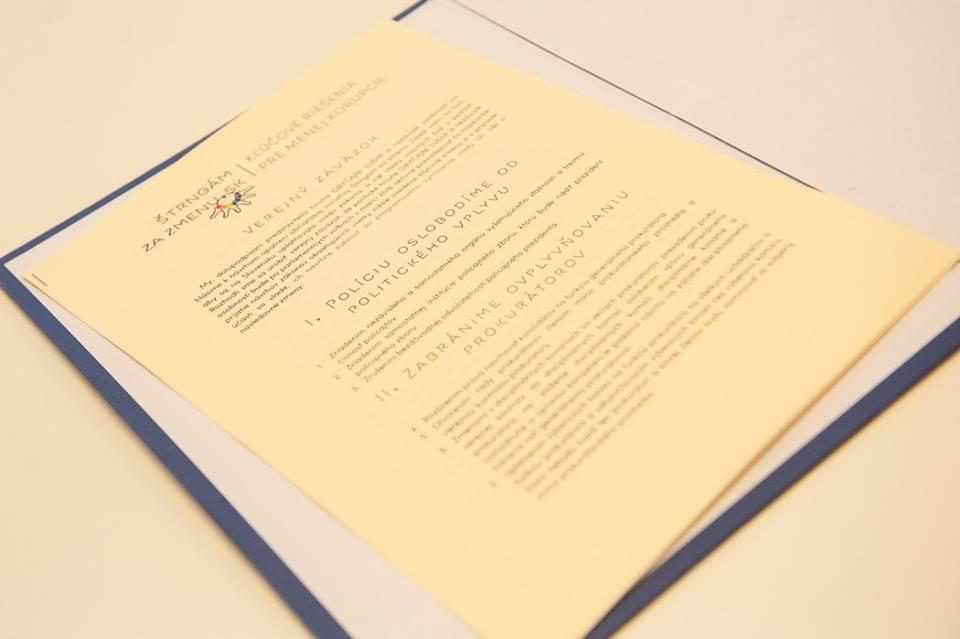 Reakcia iniciatívy Štrngám za zmenu na rozhovor premiéra R. Fica pre TASR