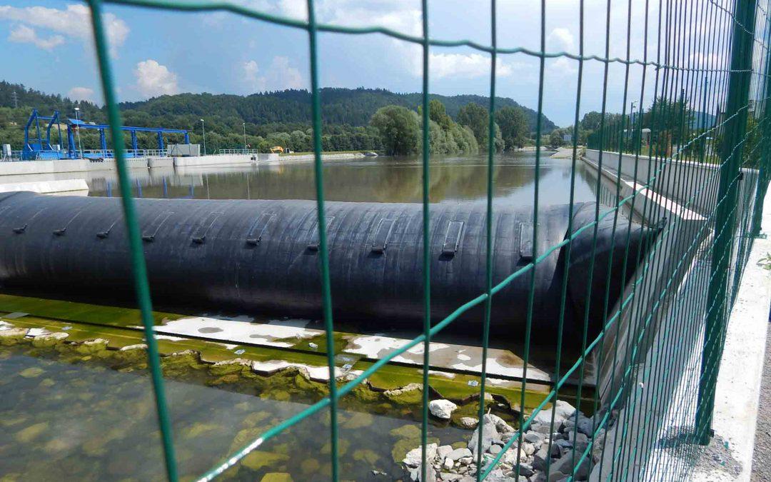 Ovýstavbe ďalšej malej vodnej elektrárne na Hrone bude rozhodovať súd