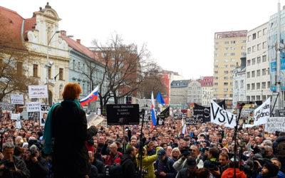 """Iniciatíva """"Chceme veriť"""" predkladá novej vláde návrhy opatrení"""