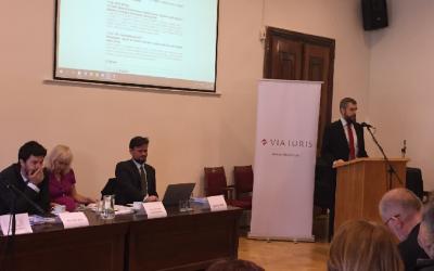 VIA IURIS: Konferencia o kvalitnejšom fungovaní štátnej správy v životnom prostredí