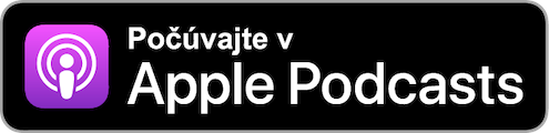 Počúvajte na Apple Podcasts