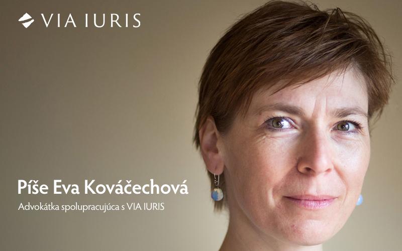 Blog Evy Kováčechovej
