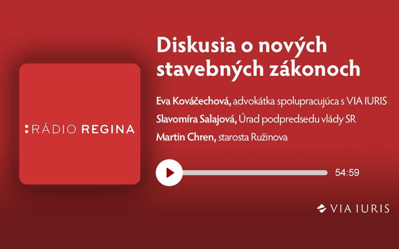Diskusia Rádio Regina