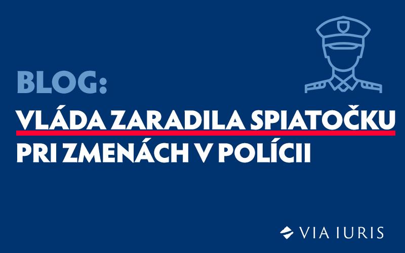 Voľba policajného prezidenta